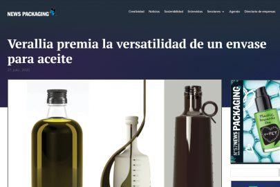 News Packaging - Concurso Verallia 2020