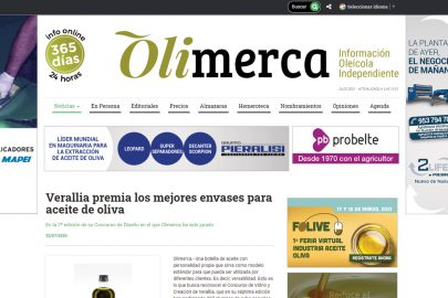 Olimerca - Concurso Verallia 2020